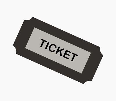 Picture of Inbjudningskort - E-biljett, gratis